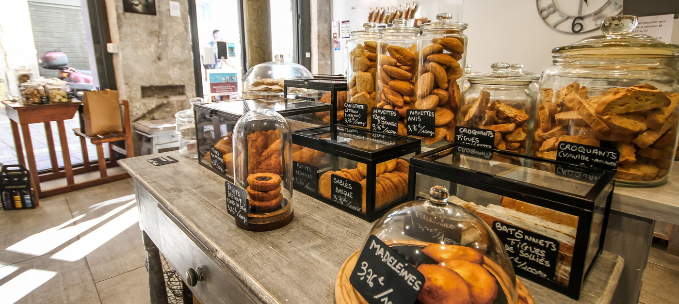 boutique le petit biscuitier
