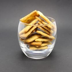 Crackers farigoulette - Le Petit Biscuitier