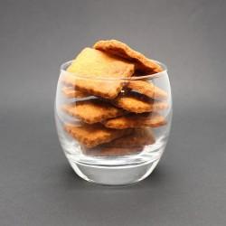 Crackers pesto rosso - Le Petit Biscuitier