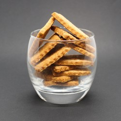 Crackers au malt d'orge - Le Petit Biscuitier