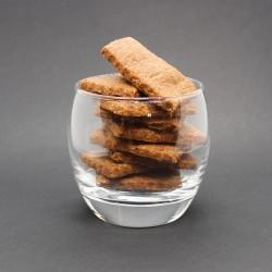 Crackers parmesan tapenade - Le Petit Biscuitier