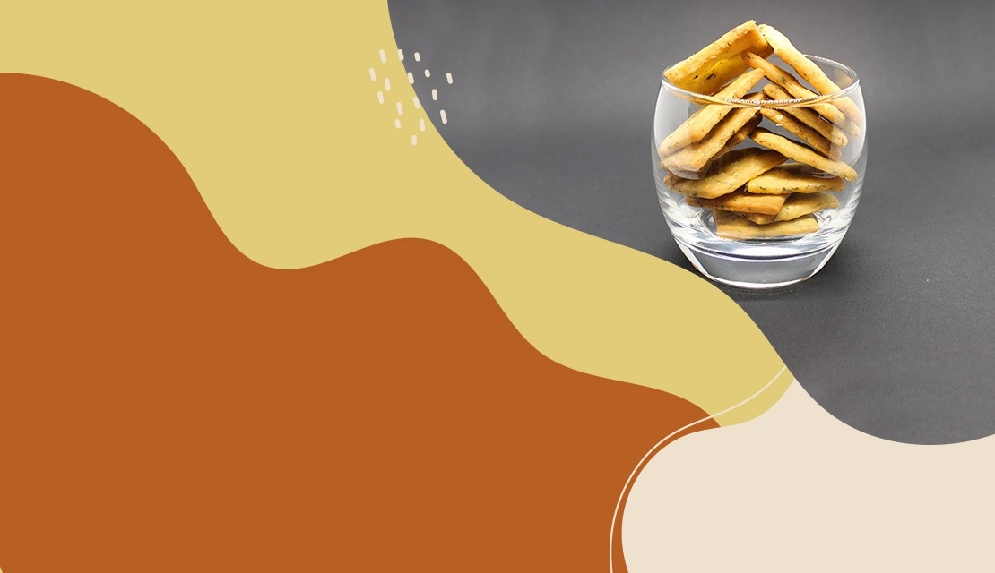 Crackers farigoulette